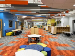 Powers Elementary - Collaborative Learning Area 1