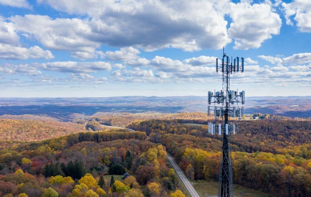 5G Macro Tower