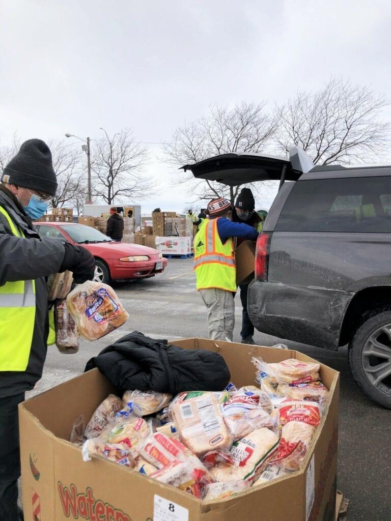 Foodbank Volunteer Event